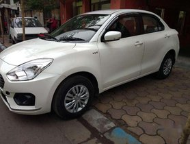 Used Maruti Suzuki Dzire VXI, 2017, Petrol MT for sale in Kolkata