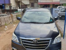 Used 2015 Toyota Innova Crysta MT for sale in Chennai