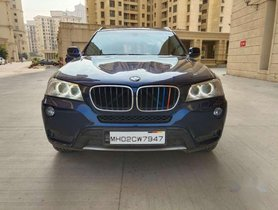 Used BMW X3 AT for sale in Mumbai