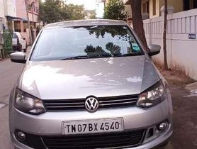 Used Volkswagen Vento MT car at low price in Chennai