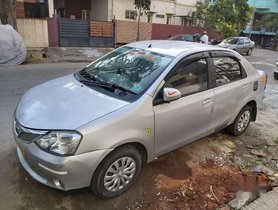 Toyota Etios GD, 2016, Diesel MT for sale in Nagar