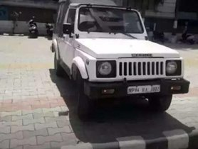 Used Maruti Suzuki Gypsy MT car at low price in Bhopal