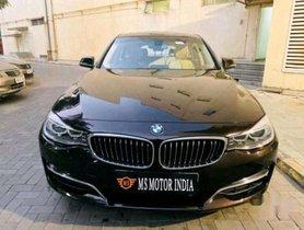 Used BMW 3 Series GT Luxury Line, 2014 Diesel AT for sale in Kolkata