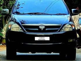 Toyota Innova 2.5 G 7 STR BS-IV, 2006, Diesel AT for sale in Chennai