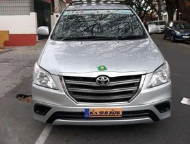 2014 Toyota Innova MT for sale at low price in Nagar