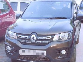 Renault Kwid RXT, 2017, Petrol AT for sale in Chennai