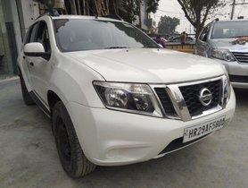 2013 Nissan Terrano XE Diessel MT in Faridabad
