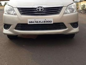 Toyota Innova 2.5 G BS III 7 STR, 2013, Diesel MT for sale in Pune