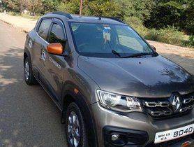 Used 2017 Renault Kwid MT for sale in Nashik
