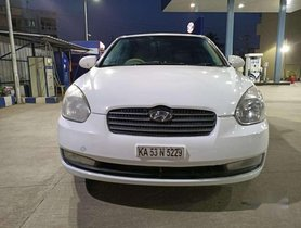 Used Hyundai Verna CRDi SX ABS MT 2008 in Nagar