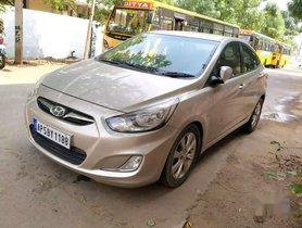 2011 Hyundai Verna MT for sale at low price in Kakinada