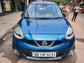 Nissan Micra XV CVT, 2016, Petrol AT for sale in Kolkata