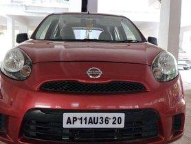 Nissan Micra MT 2014 in Hyderabad