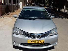 Used 2017 Toyota Etios Version GD SP MT for sale in Nagar