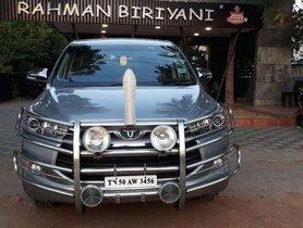 Toyota INNOVA CRYSTA ZX 2.4 Diesel 7 Seater, 2017, Diesel MT in Madurai
