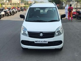 Used Maruti Suzuki Wagon R Version LXI CNG MT car at low price in Thane