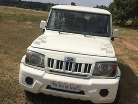 Used Mahindra Bolero SLX AT car at low price in Coimbatore