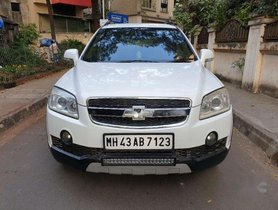 2010 Chevrolet Captiva AT for sale in Mumbai
