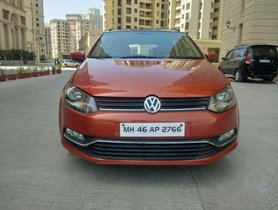 Volkswagen Polo Highline Diesel, 2015, Diesel MT for sale in Mumbai