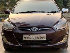 Hyundai Verna Fluidic 1.6 CRDi SX, 2013, Diesel AT for sale in Mumbai