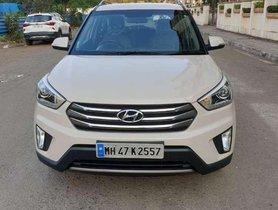 Used Hyundai Creta 1.6 SX  MT 2016 in Mumbai