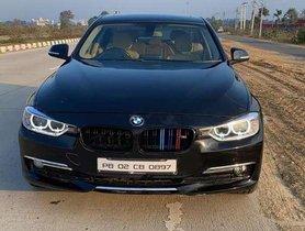Used 2013 BMW 3 Series MT for sale in Jalandhar