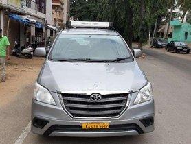 Toyota Innova 2.5 GX BS IV 8 STR, 2016, Diesel MT for sale in Nagar