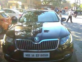 2014 Skoda Superb AT for sale at low price in Pune
