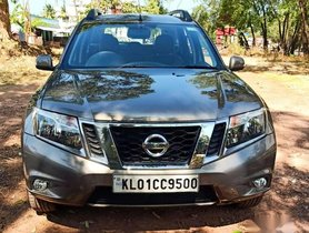Nissan Terrano XL MT 2017 for sale in Kollam
