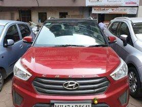 Used Hyundai Creta MT car at low price in Mumbai
