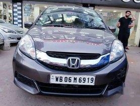 Used Honda Mobilio Version S i-VTEC MT car at low price in Kolkata