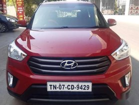 Hyundai Creta, 2016, Petrol MT for sale in Chennai