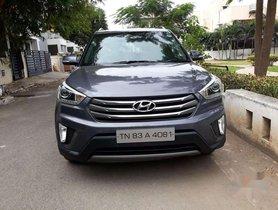 Hyundai Creta 1.6 CRDi SX Option 2016 MT for sale in Coimbatore