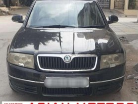 Used 2008 Skoda Superb AT for sale in Hyderabad