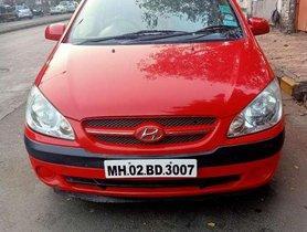 Hyundai Getz Prime 1.1 GLE, 2007, Petrol MT for sale in Mumbai