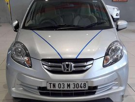 2014 Honda Amaze MT for sale in Chennai
