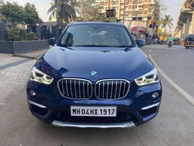 2017 BMW X1 Version sDrive20d AT for sale in Mumbai