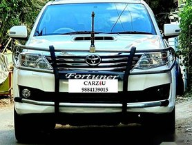 Toyota Fortuner 3.0 4x4 Manual, 2013, Diesel MT in Chennai