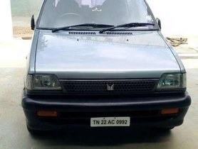 Maruti Suzuki 800 AC BS-III, 2003, Petrol MT for sale in Erode