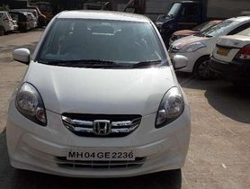 2013 Honda Amaze Version S i-DTEC MT for sale at low price in Thane