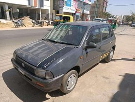 1999 Maruti Suzuki Zen MT for sale at low price in Nagar