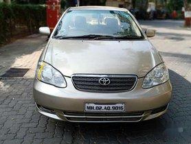 2006 Toyota Corolla H2 MT for sale in Mumbai