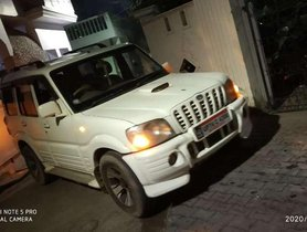 Used Mahindra Scorpio 2.6 CRDe 2008 MT for sale in Lucknow