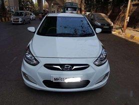 Hyundai Fluidic Verna 1.6 VTVT S (O) Automatic, 2012, Petrol in Mumbai