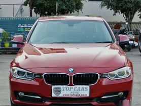 BMW 3 Series 320d Sport Line AT 2013 in Pune