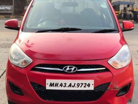 2012 Hyundai i10 Sportz 1.2 MT for sale at low price in Mumbai