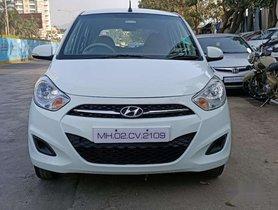 Hyundai i10 Magna MT 2012 in Mumbai
