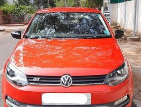 Used Volkswagen Polo Version GT TSI MT car at low price in Kakinada