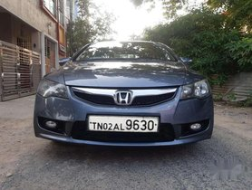 Honda Civic 1.8V Manual, 2010, Petrol MT in Chennai