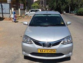 Toyota Etios GD SP*, 2018, Diesel MT for sale in Nagar